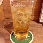 ハゲデブ親爺 - 緑茶割り