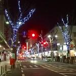 ハゲデブ親爺 - 横須賀のメイン通りはクリスマスモード