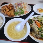 中華料理 DAIKEI - DIAKEIランチ