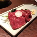 和食肉酒場 肉箸 - 熊本直送 馬刺赤身
