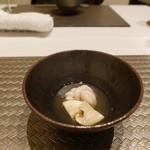 nagoya murata  - 白子とトルコ産マツタケ
