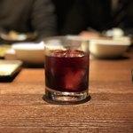 和食肉酒場 肉箸 - 赤ぶどう酒