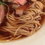 カネキッチン ヌードル - 「柳麺 呉田」特注麺