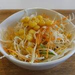 マリオテラス - Aセットのサラダ