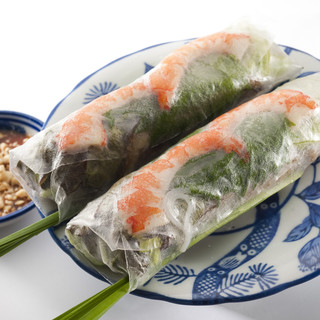 ベトナム料理の特徴は豊富なお野菜