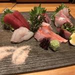 和食・酒 えん - 刺身盛り合わせ
