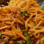 麺厨房 華燕 JR高槻店 - よくよく混ぜていただきます!