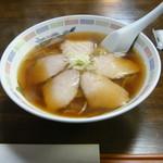 翠園 - 料理写真:ラーメン