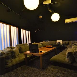 ◆各種宴会にピッタリ!寛ぎのソファー個室◆