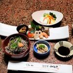 温泉津温泉 旅館のがわや - 料理写真:夕食スターター