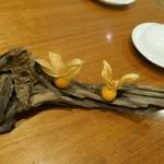 シャトン - 岩泉の食用ほおずき