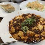 純華楼 - 四川風マーボー豆腐(激辛) ¥1,050