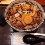 稲田屋 品川店 - けんちんそば