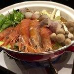 土間土間 - 海鮮ちゃんこ鍋