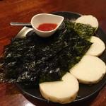 ヤキニク ルース - 長芋の梅肉焼き(630円)