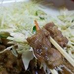 インドール - 豚肉リフト