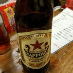 大衆酒場 よっちゃん - 赤星瓶で決まり