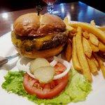 ハードロックカフェ - ビッグ チーズ バーガー