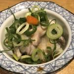 ニューエビスノ - 牡蠣ポン酢美味しかったよー\(^o^)/