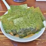 77981232 - 海苔ラーメン700円麺硬め(税抜)