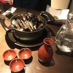 77981266 - ムール貝の白ワイン鍋!この後パスタもいただきました!