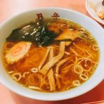 昇竜 - 料理写真:ラーメン