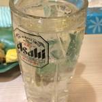 四谷 政吉 - 政吉ハイボール350円