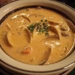ボラーチョ - ボラーチョスープ