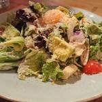 串焼き やさい巻き&ワイン BRANCH - 野菜は新鮮で綺麗な色してるのだ(*^^*)