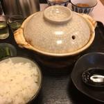 手打うどん 牛コロ 宮内 - 牛ニコ(税込930円)(2017.12現在)