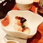 77988357 - 加賀野菜は旨い!!