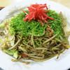 桂町 さっぽろ - 料理写真:やきそば 800円