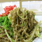 桂町 さっぽろ - 細い手もみ麺が美味しいんです