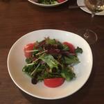 グレロ - 有機野菜のサラダ