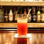 ランプバー - ドリンク写真:■イチゴのカクテル