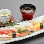 ‐彩‐ 寿司御膳