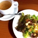 ボンジョルノ - スープ&サラダ