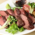プラスアルファキッチン - 体脂肪2%。臭みのないカンガルー肉!
