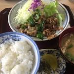 食堂 団地 - 料理写真: