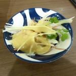 酒場おか長 - 冥加の酢味噌