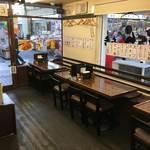 串カツ さくら - テーブル席  2名席~20名席