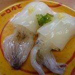 スシロー - 料理写真:ヤリイカ
