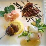 グランポルト函館 - 前菜