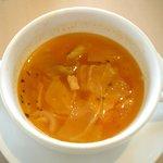 グランポルト函館 - スープ