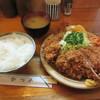 かつ平 - 料理写真:ヒレ海老ライス 1500円