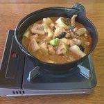 渡辺鮮魚 - あんこうどぶ汁鍋
