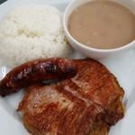 レストラン グリル ガーデン - 料理写真:ビステッカ・デ・ポルコ