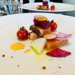 La suite - 彩り豊かなひと皿!