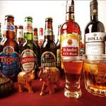 アンナプルナダイニング - ネパールドリンクの他にも 海外ビールも豊富にご用意!
