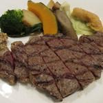 近江牛レストラン ティファニー - 近江牛ロース肉 120g